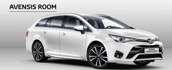 Avensis 1.8 ROOM Touring Sports