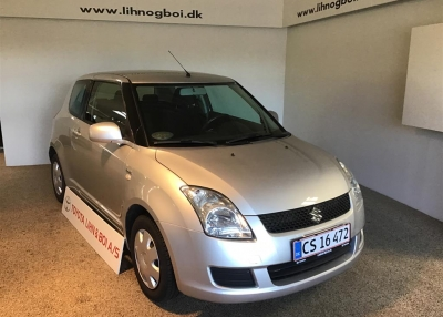 Suzuki Swift 1,3 DDIS GL 75HK 3d