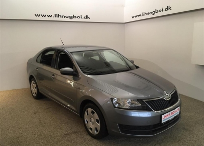 Skoda Rapid 1,6 TDI Common Rail Ambition 105HK 5d
