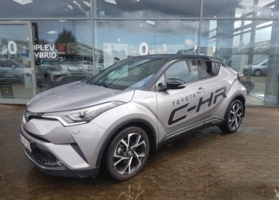 Toyota C-HR 1,8 B/EL C-ULT Smart - Sound - LED Multidrive S 122HK 5d Aut.