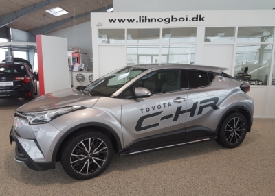 Toyota C-HR 1,2 T C-HIC  Sound - LED 116HK 5d 6g