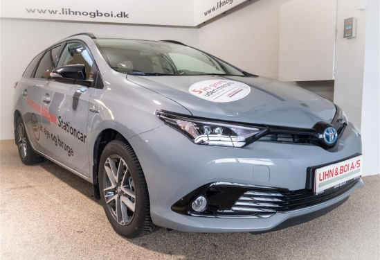 Toyota Auris Touring Sports 1,8 B/EL H2 Selected 136HK Stc Aut.
