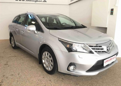 Toyota Avensis 1,8 T2 Touch 147HK Stc