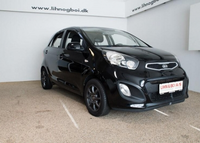 Kia Picanto 1,2 Motion Plus 85HK 5d