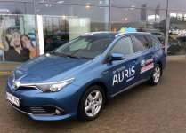 Toyota Auris Touring Sports 1,8 B/EL H2 Comfort Safety Sense 136HK Stc Aut.