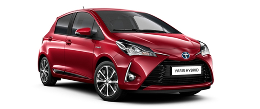 Toyota Yaris 1.5 H3 Hybrid Smart
