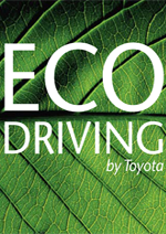 ECO driving by Toyota